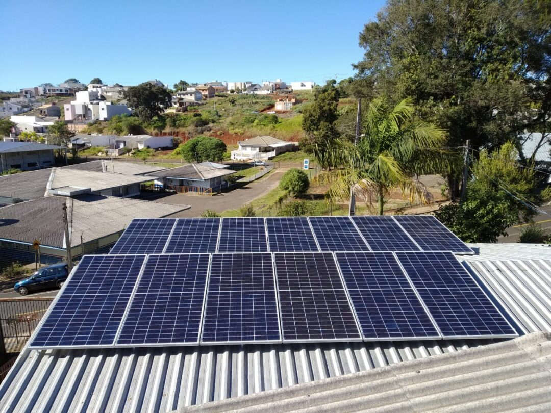 Gerador Fotovoltaico 5,33 kWp