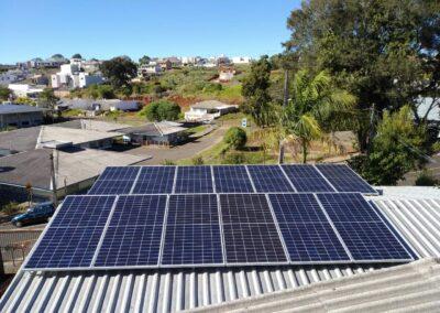 Gerador Fotovoltaico  – 5,33 kWp