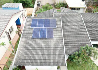 Gerador Fotovoltaico – 2,31 kWp