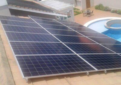 Gerador Fotovoltaico  – 5,94 kWp