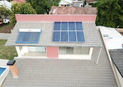 Gerador Fotovoltaico – 2,6 kWp