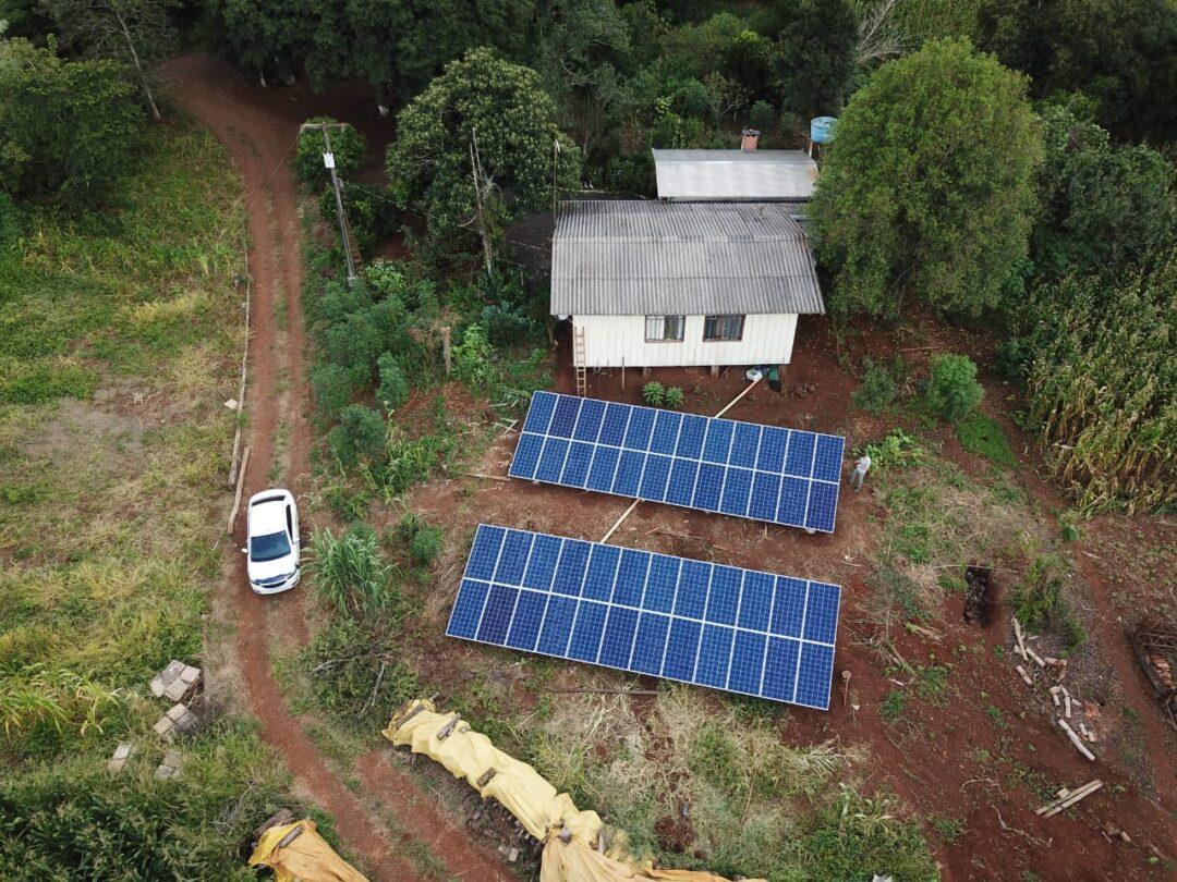 Gerador Fotovoltaico 14,52 kWp