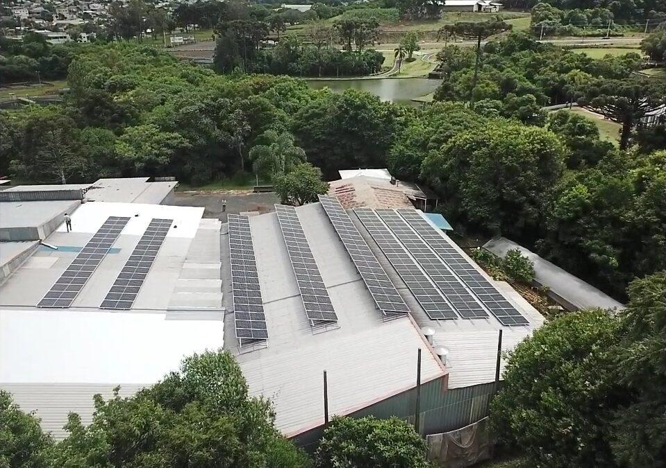 Metalurgica CBS – 61,6 kWp.