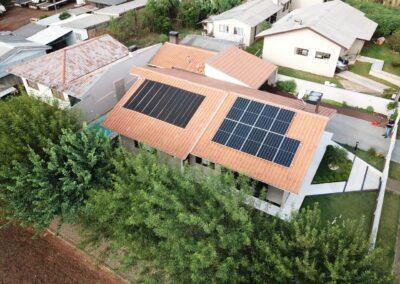 Gerador Fotovoltaico  – 3,85 kWp