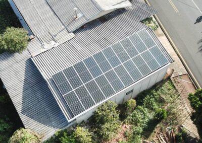 Gerador Fotovoltaico  – 7,7 kWp