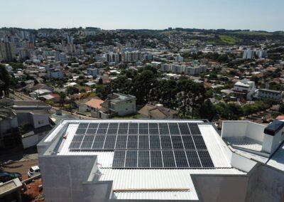 Gerador Fotovoltaico  – 12,32 kWp