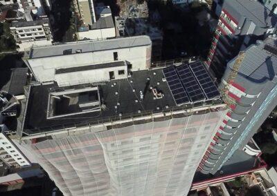 Construtora Franzoni (Edifício Amadori) – 7,92 kWp