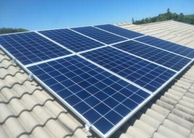 Gerador Fotovoltaico – 2,16 kWp