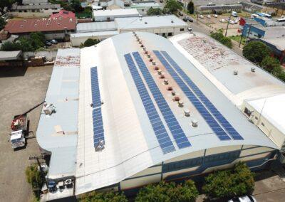 Friovel Distribuidora de Alimentos – 78 kWp