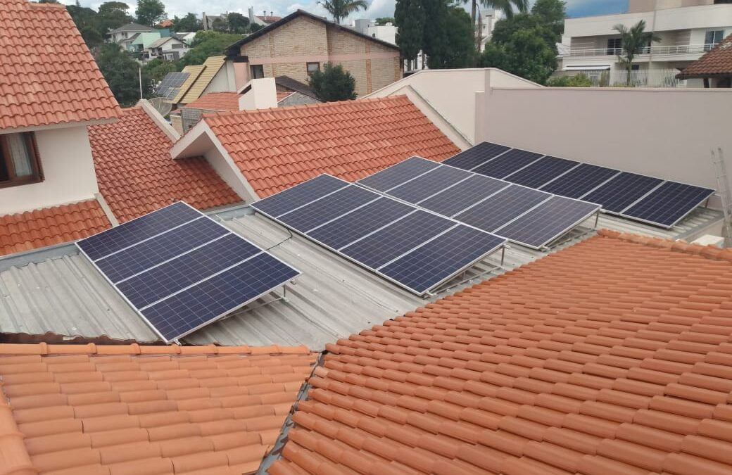 Gerador Fotovoltaico  – 7,92 kWp