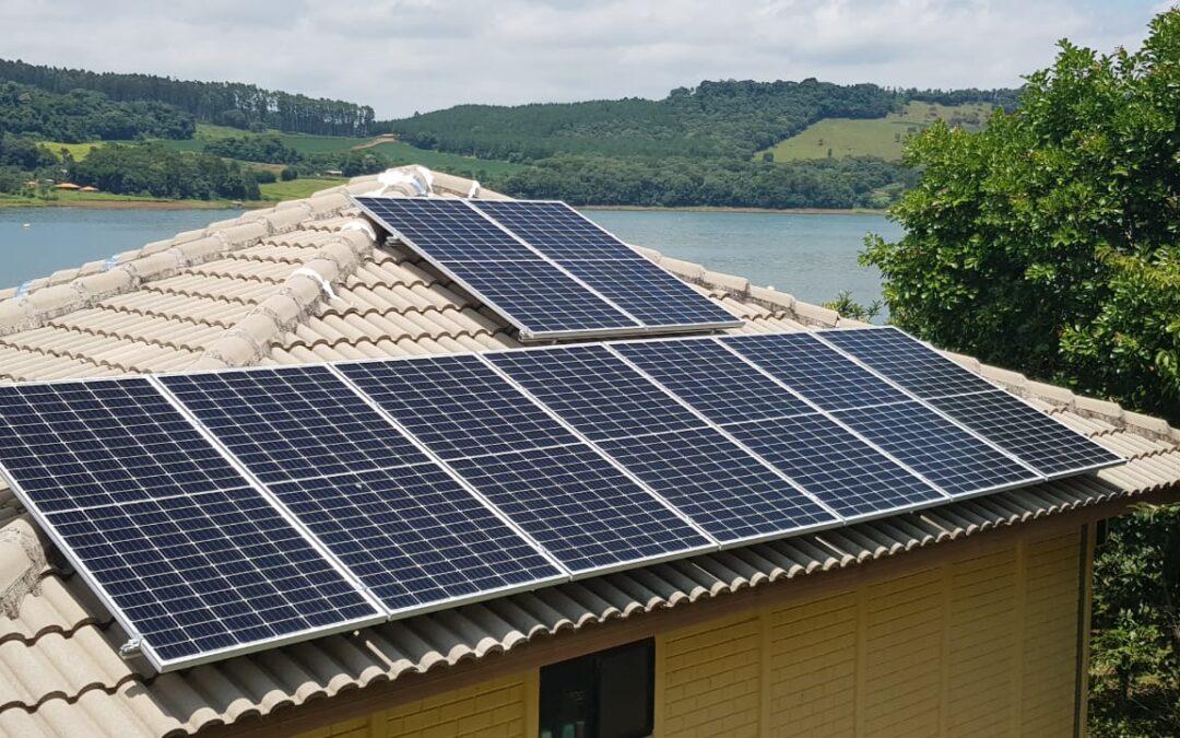 Gerador Fotovoltaico 3,465 kWp