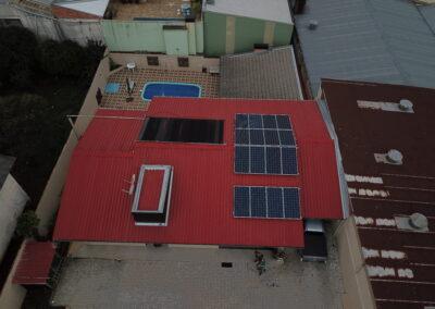 Gerador Fotovoltaico – 5,2 kWp