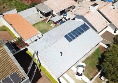 Gerador Fotovoltaico  – 2,275 kWp