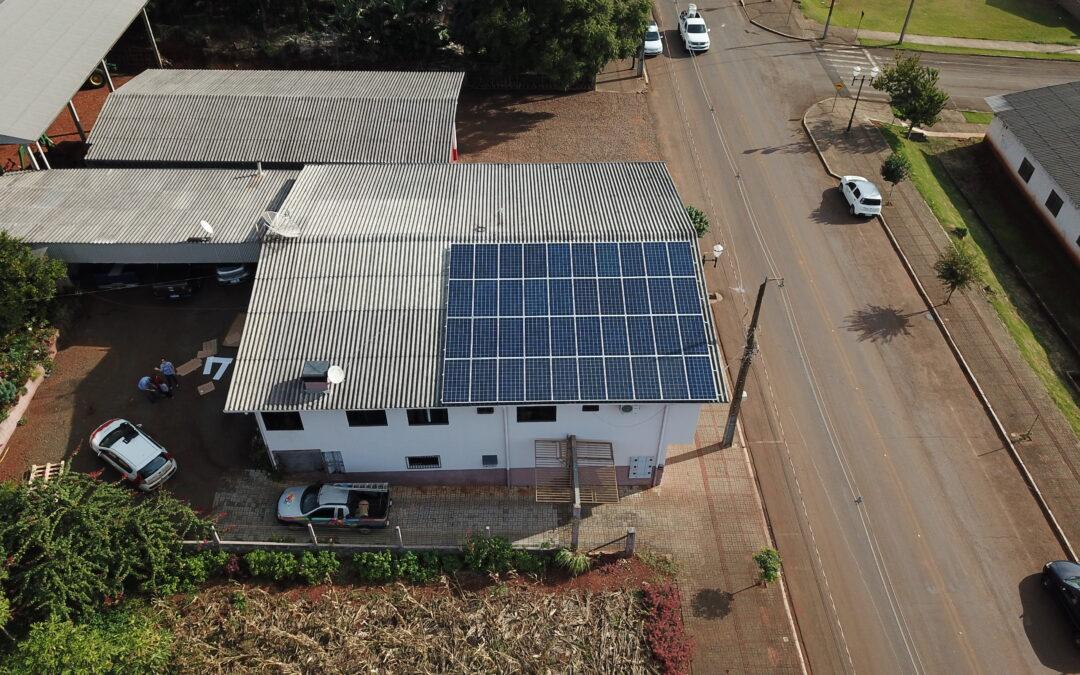 Gerador Fotovoltaico – 13 kWp