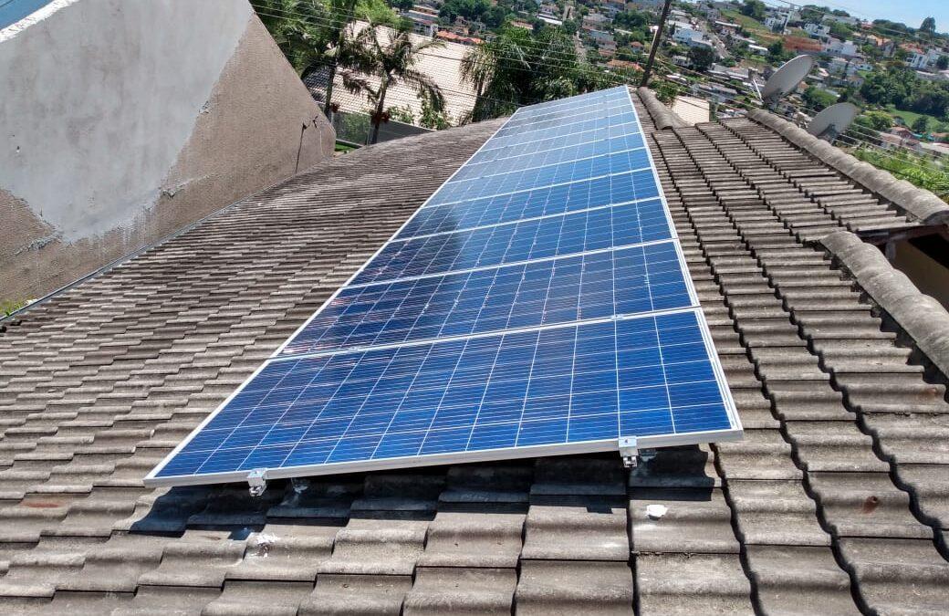 Gerador Fotovoltaico  – 3,96 kWp