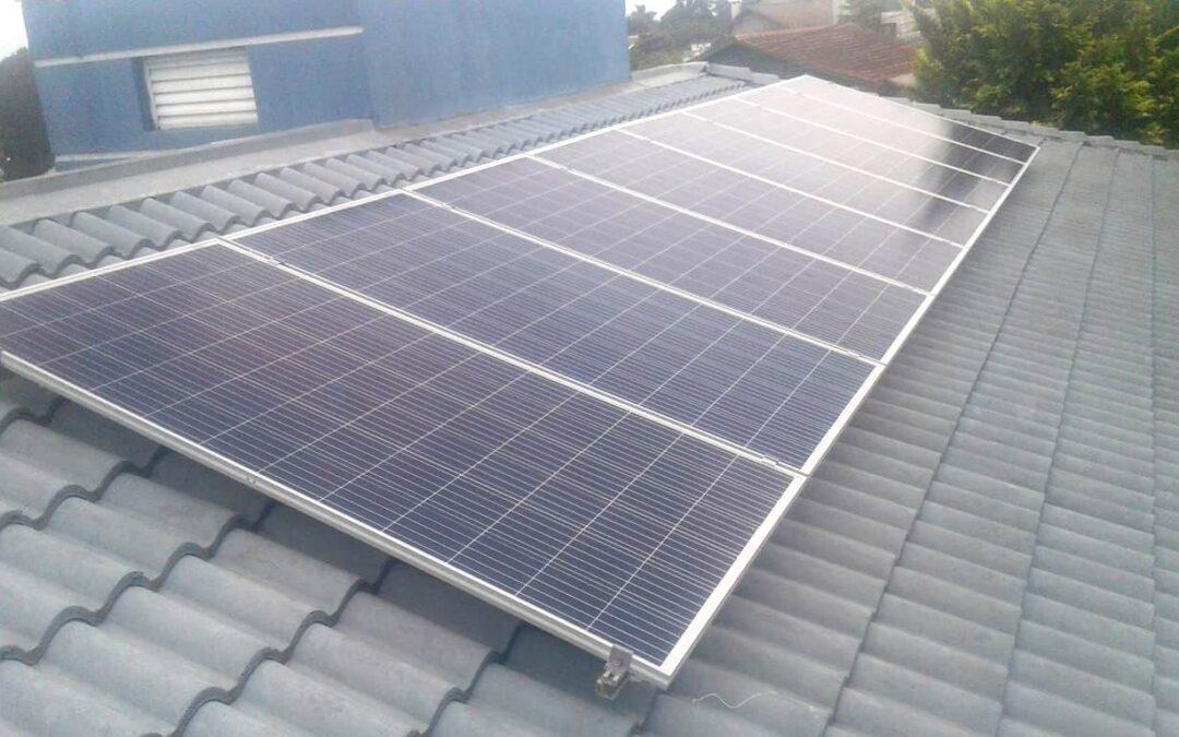 Gerador Fotovoltaico  – 2,64 kWp