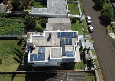 Gerador Fotovoltaico  – 5,28 kWp