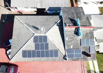 Gerador Fotovoltaico – 6,27 kWp
