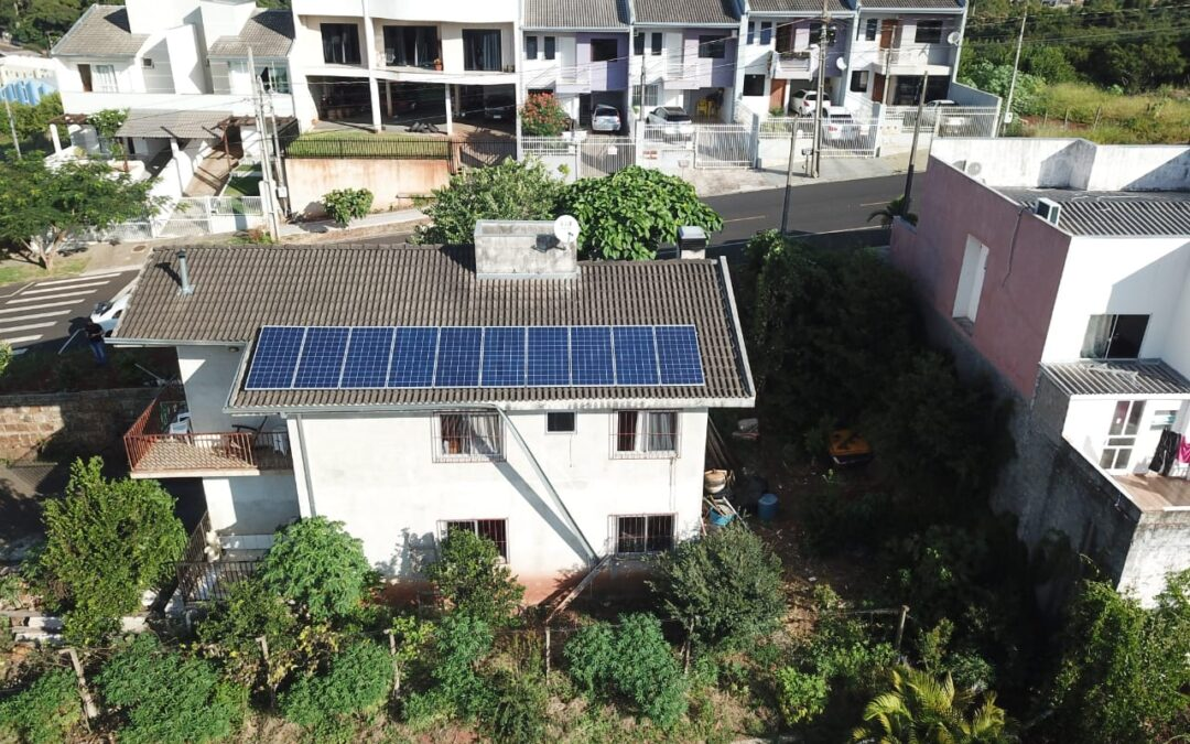 Gerador Fotovoltaico  – 3,3 kWp