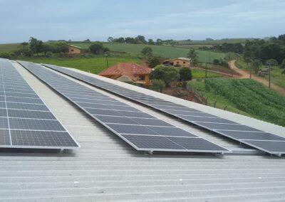 Gerador Fotovoltaico 46,2 kWp.