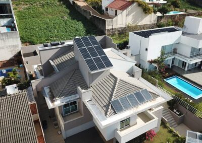 Gerador Fotovoltaico – 3,465 kWp