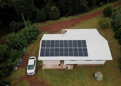 Gerador Fotovoltaico 7,7 kWp