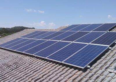 Gerador Fotovoltaico  – 6,6 kWp