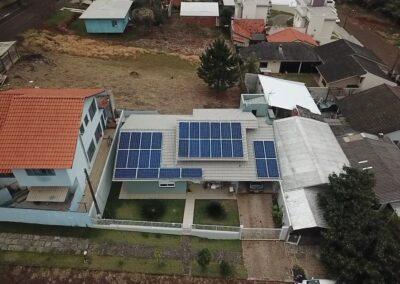Gerador Fotovoltaico – 9,24 kWp