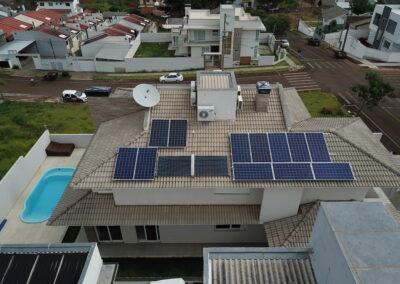 Gerador Fotovoltaico – 3,9 kWp