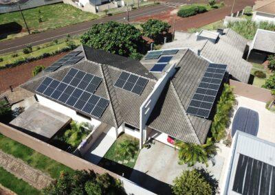 Gerador Fotovoltaico – 13,09 kWp