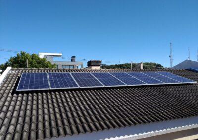 Gerador Fotovoltaico 3,28 kWp.