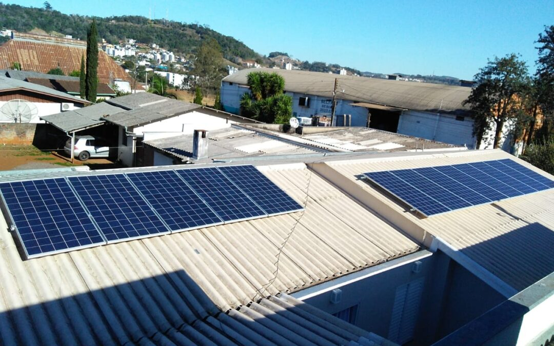 Gerador Fotovoltaico – 4,3 kWp