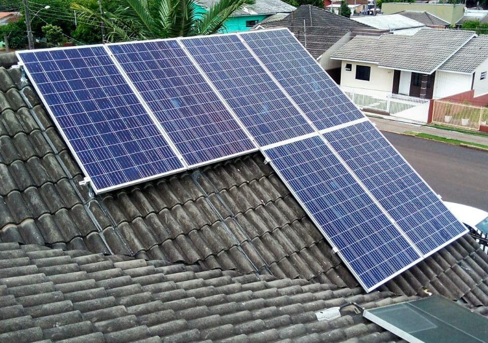 Gerador Fotovoltaico – 1,98 kWp