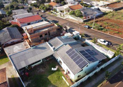 Gerador Fotovoltaico – 4,92 kWp