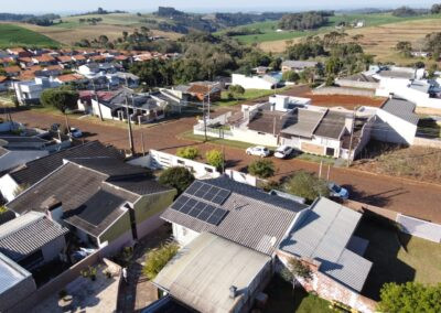 Gerador Fotovoltaico – 3,46 kWp