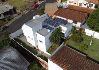 Gerador Fotovoltaico – 4,1 kWp
