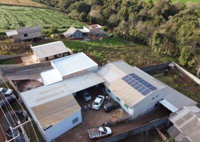Gerador Fotovoltaico – 5,7 kWp