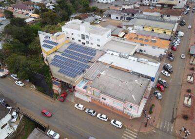 Supermercado Líder – 61,5 kWp