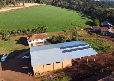 Gerador Fotovoltaico – 11,88 kWp