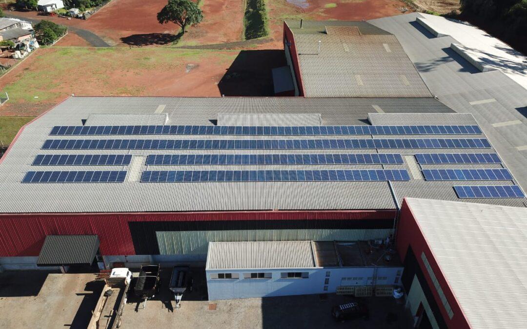 Turim implementos agrícolas – 79,2 kWp