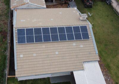 Gerador Fotovoltaico – 3,69 kWp