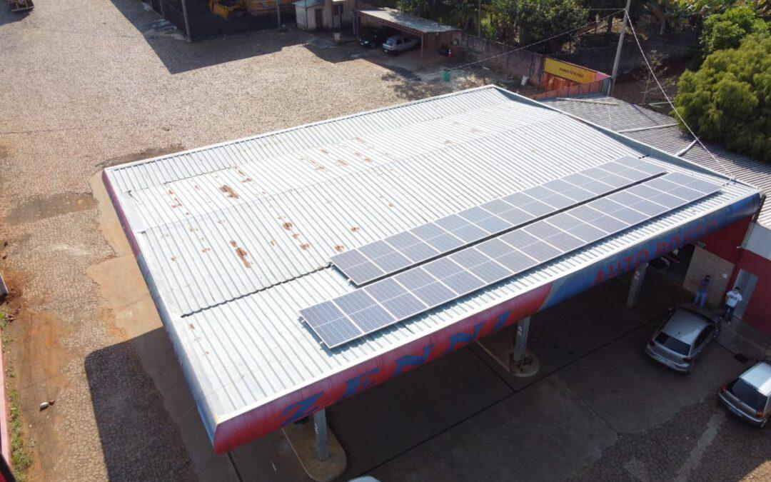 Auto Posto Zenni – 12,12 kWp