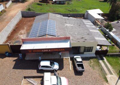 Mercearia Alvorada – 9,84 kWp