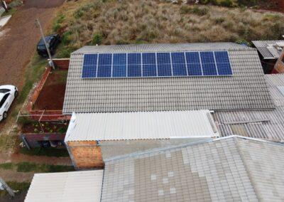 Gerador Fotovoltaico – 4,10 kWp