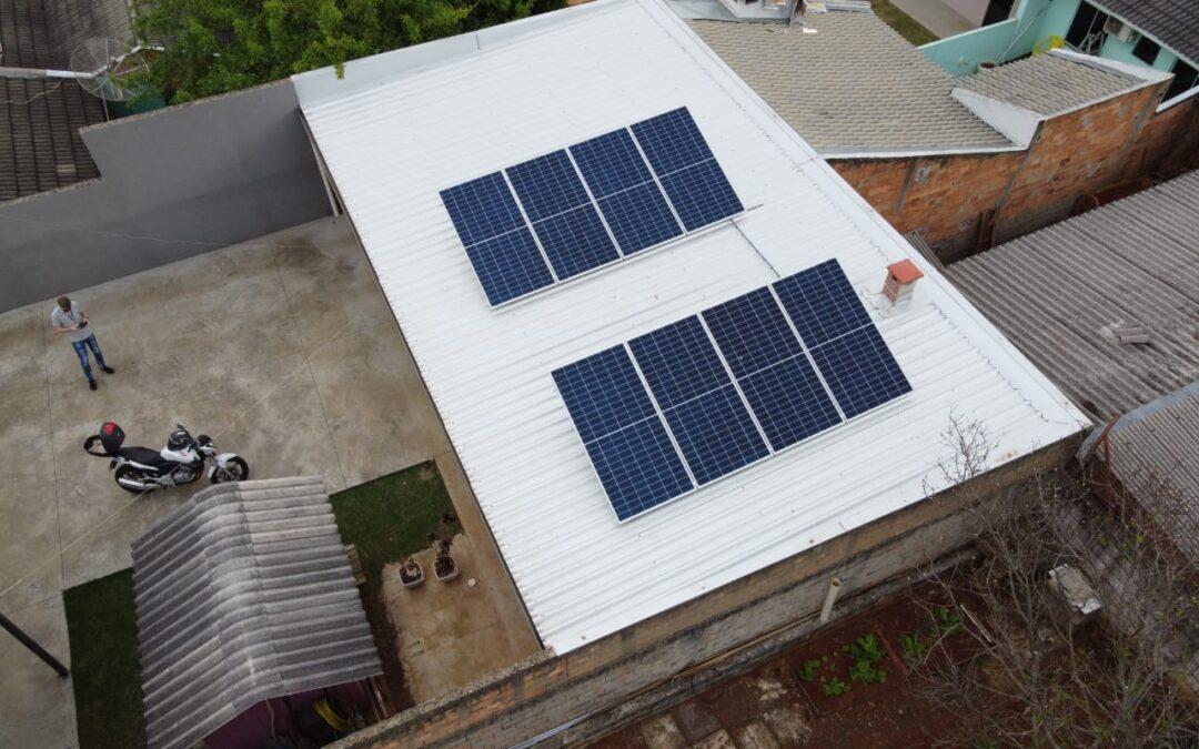 Gerador Fotovoltaico – 3,28 kWp