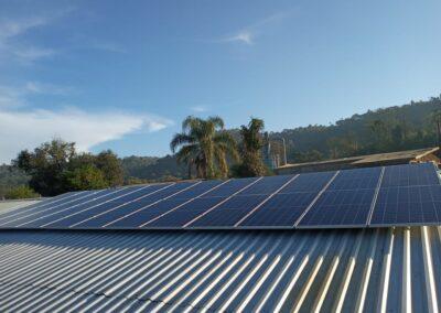 Gerador Fotovoltaico – 9,84 kWp
