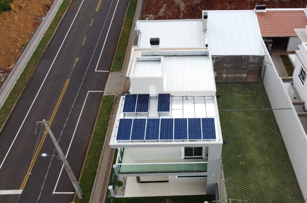 Gerador Fotovoltaico – 3,30 kWp