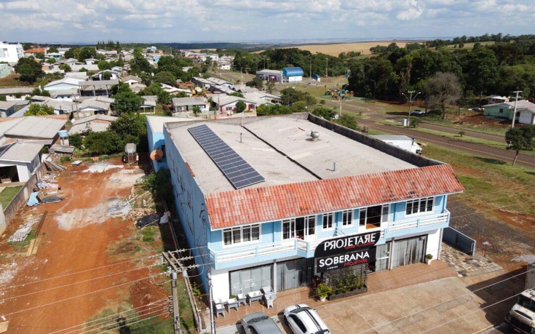 Móveis Soberana – 8,2 kWp