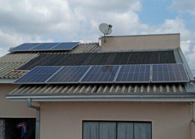 Gerador Fotovoltaico – 3,52 kWp