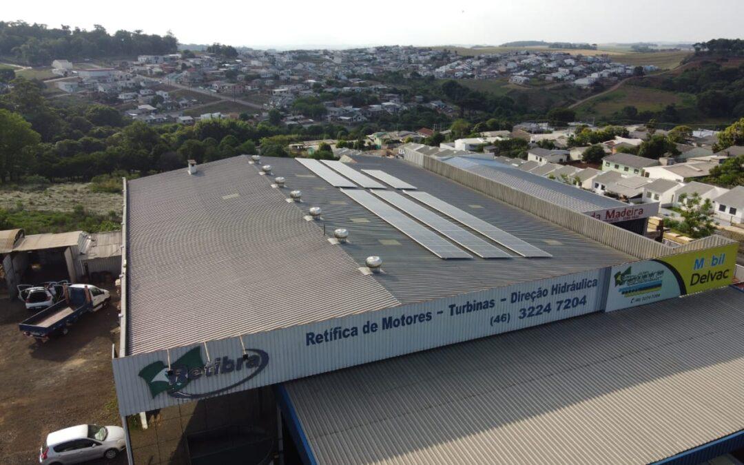 Retibra – 35,20 kWp